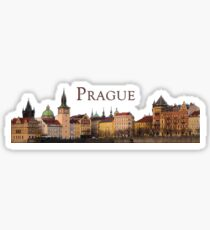 Prague Sticker