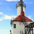 Close Up Of St. Joseph Lighthouses by anitahiltz