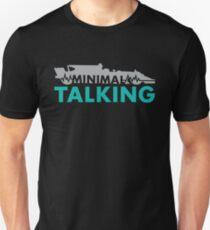 Minimal Talking T-Shirt