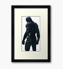 Robocop Man of iron, super hero, toys, figures, to play, appears of action, cartoon, comic, I brought, they raise, the power, Framed Print