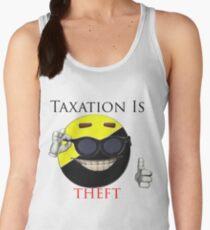 Taxation Is Theft - Ancap Women's Tank Top