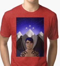 Rhysand of the night court Tri-blend T-Shirt