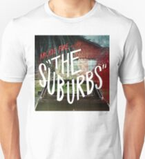 Arcade Fire - The Suburbs Unisex T-Shirt
