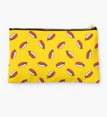 sushi seamless doodle pattern Studio Pouch