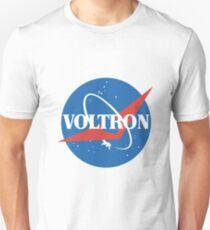 Voltron/Nasa Logo T-Shirt
