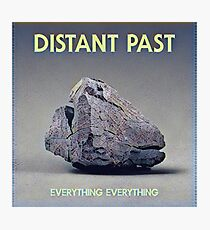 Everything Everything - Abstract Distant Past Photographic Print