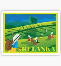 Sri Lanka Sticker