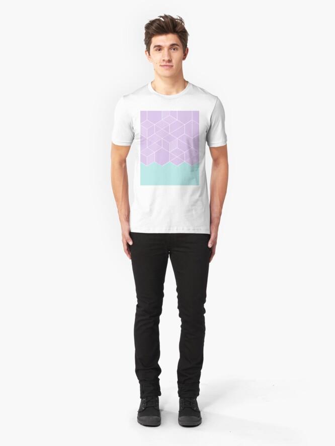 Alternate view of SORBETELILA Slim Fit T-Shirt