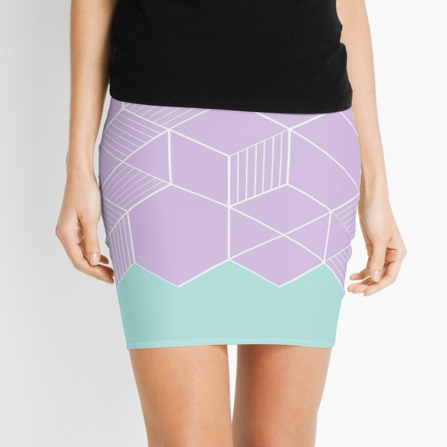 SORBETELILA Mini Skirt