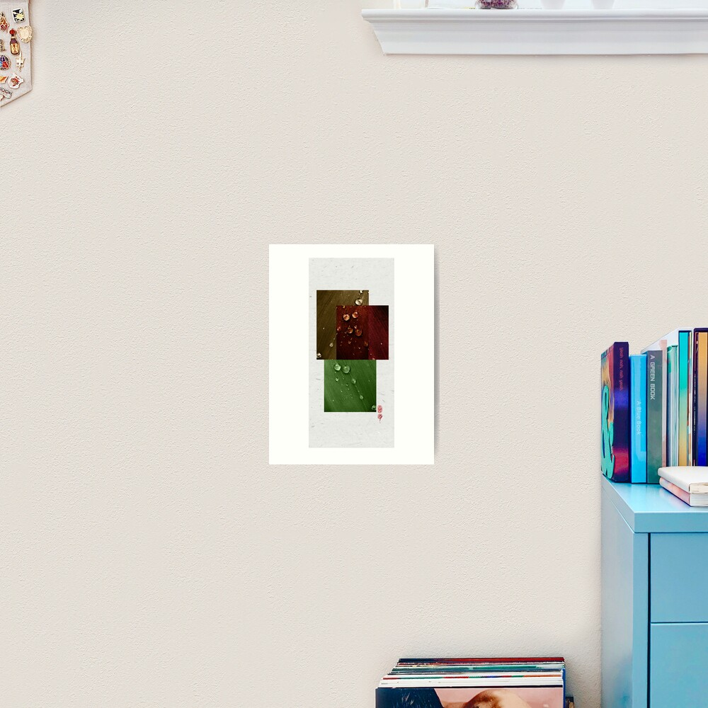 Trip Drip Art Print