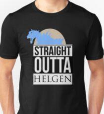 Straight Outta Helgen Unisex T-Shirt