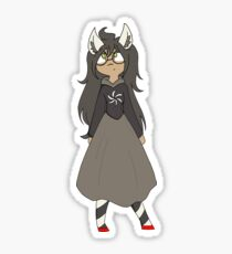 Jade harley Sticker