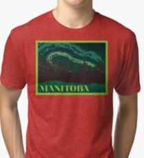 Manitoba Tri-blend T-Shirt