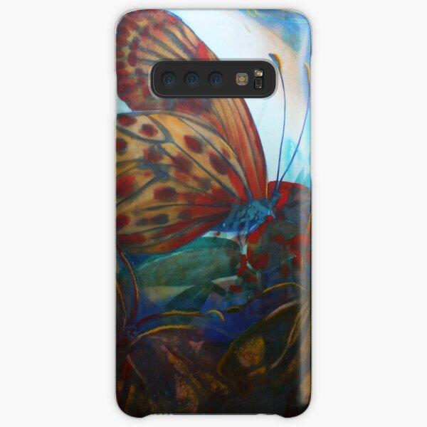 Mixed media: Regarding Lepidoptera Samsung Galaxy Snap Case
