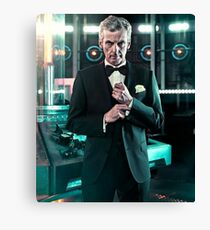 Doctor Who - The Twelfth Doctor Canvas Print