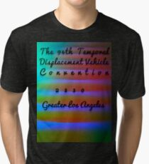 The 94th Temporal Displacement Vehicle Convention 2330 Tri-blend T-Shirt