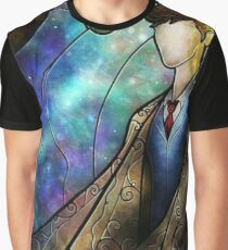 Doctor Who - The Tenth Doctor Graphic T-Shirt