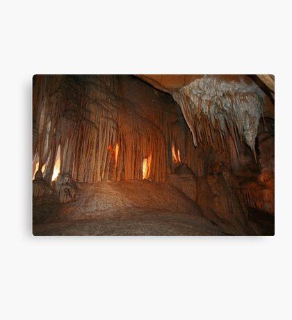 Wombyan Höhlen # 2 Leinwanddruck