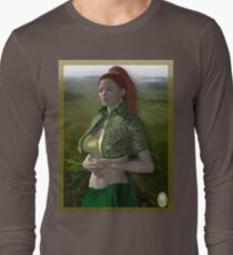 Dymphna-Celtic Princess T-Shirt