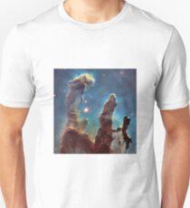 nebula on oil Unisex T-Shirt