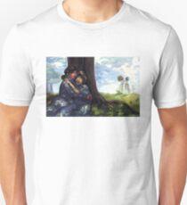 Les amoureuses à l'ombre Unisex T-Shirt