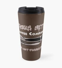 Cretaceous Critter Coffee Co. Travel Mug