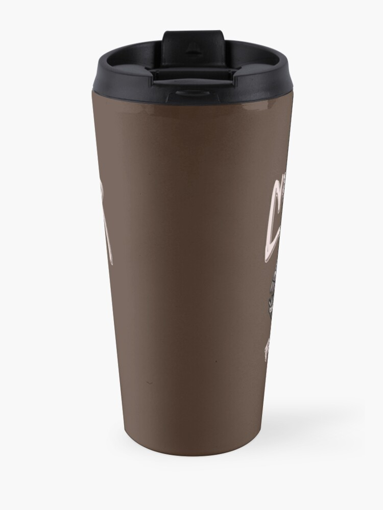 Alternate view of Cretaceous Critter Coffee Co. Travel Mug