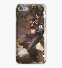 League of Legends MISS FORTUNE iPhone Case/Skin