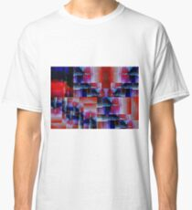 Needlepoint Abstract Classic T-Shirt