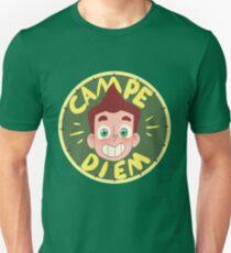 David Campe Diem Badge T-Shirt
