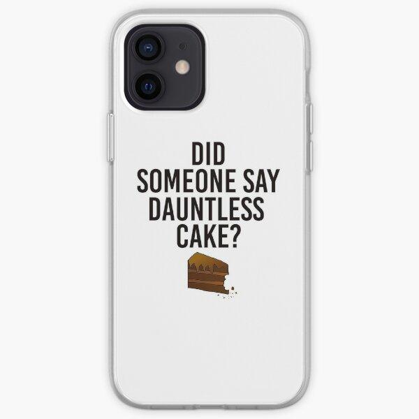 Dauntless Cake iPhone Soft Case