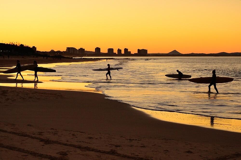 Mooloolaba Sunshine Coast by Si Dylan Conrad
