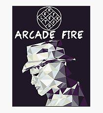 Reflektor Arcade Fire Photographic Print