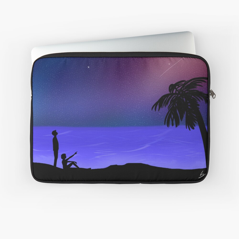 Chapter 24 (Shooting Stars) Laptop Sleeve