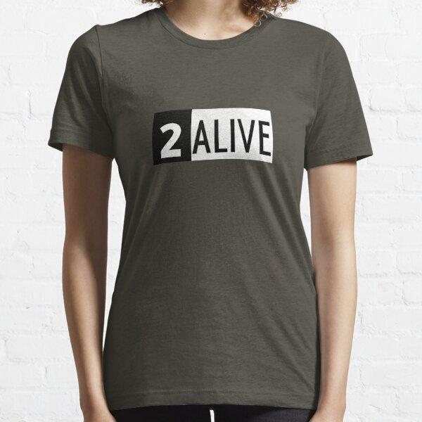 2 LEBENDIG Essential T-Shirt