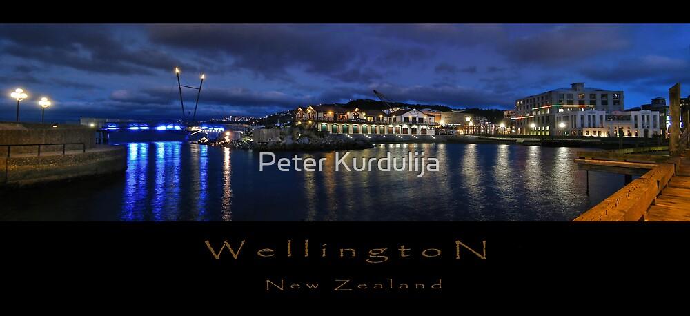 My Wellington, A Little Bit Late, A Little Bit Wide by Peter Kurdulija