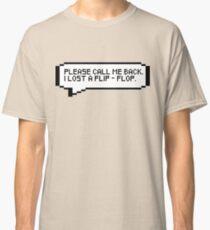 Flip - Flop pixel Classic T-Shirt