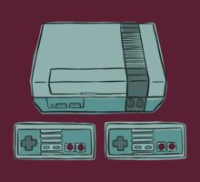 NES time! by Alice Carroll