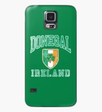 Donegal, Ireland with Shamrock Case/Skin for Samsung Galaxy