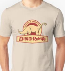 Chester & Hester's Dino-Rama Unisex T-Shirt