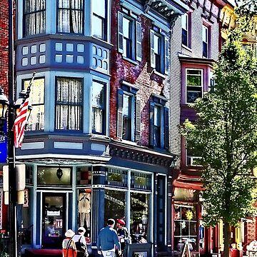 Jim Thorpe PA - Window Shopping by SudaP0408