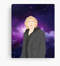 Doctor Who - The 13th Doctor Canvas Print
