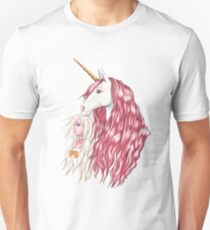 Andromeda and Felicia (Apparel Version) Unisex T-Shirt