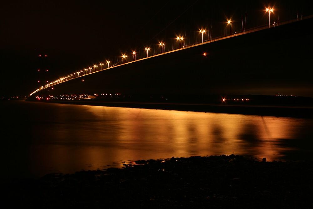 Golden Bridge by ch4rll