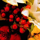Scarlet and Cream by RC deWinter