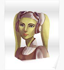 Hera Syndulla Poster