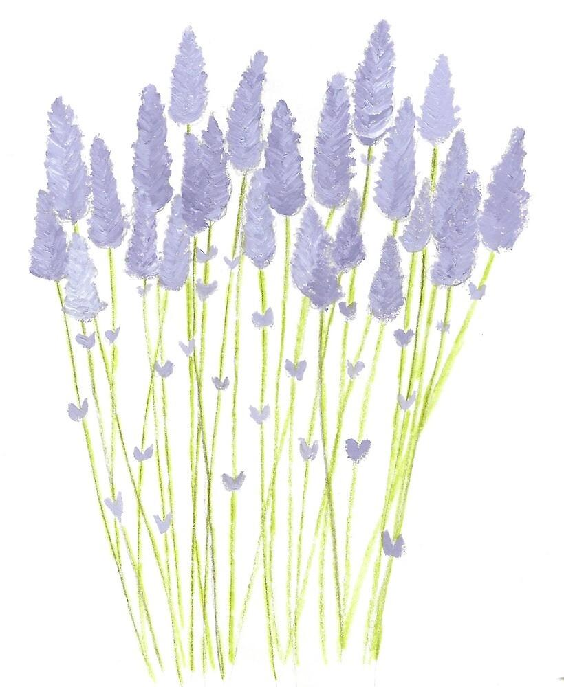 Lavender by Emma Roach
