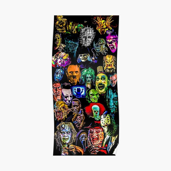 horror collection  Poster