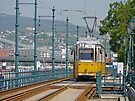 Budapest Tram by Graeme  Hyde