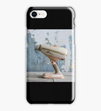 Hairdryer iPhone Case/Skin